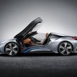 BMW i8, il futuro è qui