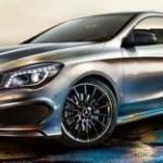 Mercedes CLA, il coupè compatto