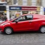 Ford lancia la sua Fiesta Van