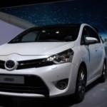 Toyota Verso, evoluzione della monovolume