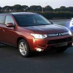Mitsubishi Outlander, arriva anche il bi-fuel