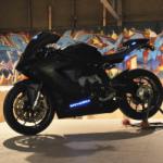 MV Agusta F3 675 per Justin Bieber