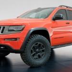 Le due nuove versioni della Jeep targate Mopar