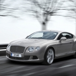 Bentley Continental GT, una versione speciale
