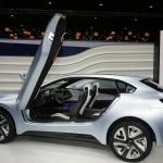 Subaru, con Viziv debutta l'ibrido del futuro