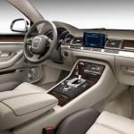 Audi A8 e la sua folle corsa