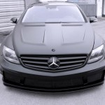 Mercedes CL 500 Black Matte Edition