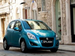 nuova Suzuki-Splash-2013