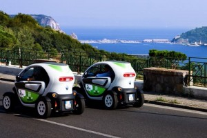 car sharing napoli