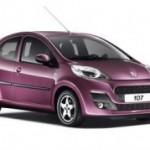 Peugeot 107, a maggio un'offerta da non perdere
