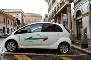 car sharing roma