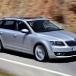 Nuova Octavia Wagon, il piacere della guida