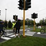 Sicurezza per i ciclisti