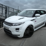 Range Rover Evoque PD650 Wide body