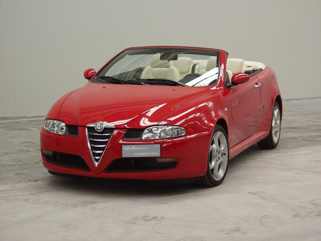 Alfa Romeo Gt Cabriolet