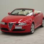 Alfa Romeo GT Cabriolet. Terza parte.