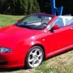 Alfa Romeo GT Cabriolet. Prima parte.