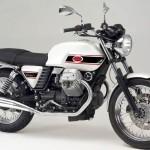 Moto Guzzi  annuncia il ritorno della V7