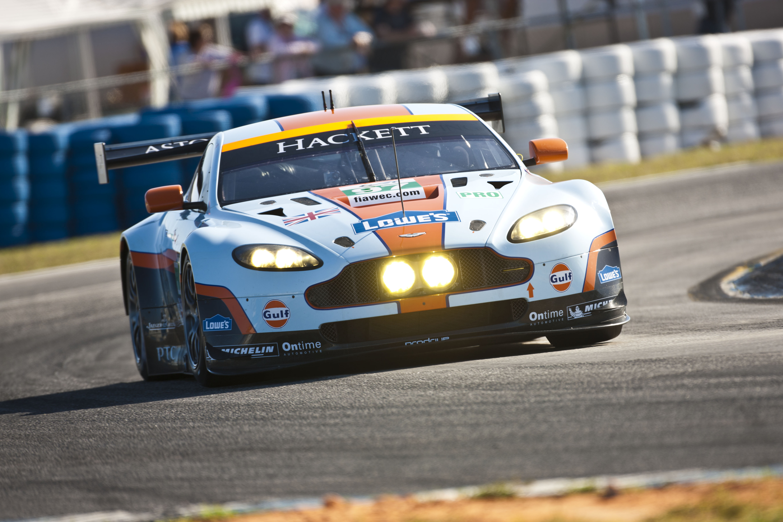 V8 Vantage GTE e  DBR 1-2