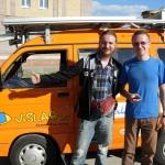 L'autonomous car di VisLab a passeggio a Parma. Prima parte.