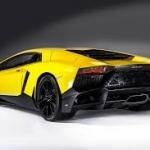 Lamborghini Aventador. Seconda parte.