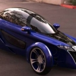 Terracraft: cambio a tre ruote