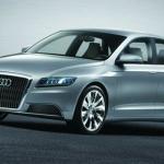 Audi A3 a Francoforte