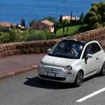 Fiat 500C, la più ecologica d'Italia