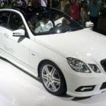 La nuova Mercedes E 350 BlueTEC
