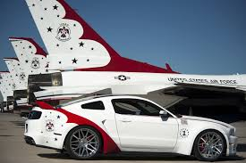 Mustang U.S. Air Force