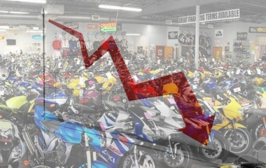 calo mercato moto
