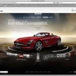 Mercedes lancia gli autosaloni online