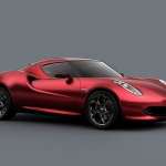 Alfa Romeo 4C. Seconda parte.