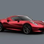 Alfa Romeo 4C. Terza parte.