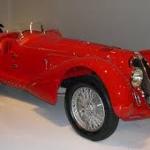 Alfa Romeo 8C-35: venduta all'asta per 7 milioni di euro