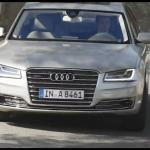 Audi A8 2014. Prima parte.