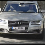 Audi A8 2014. Seconda parte.
