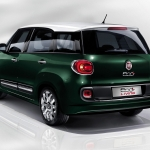 Fiat 500L Living. Seconda parte.