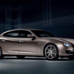 Maserati Quattroporte Ermenegildo Zegna Limited Edition.Seconda parte.