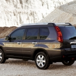 Nissan X-Trail. Seconda parte.