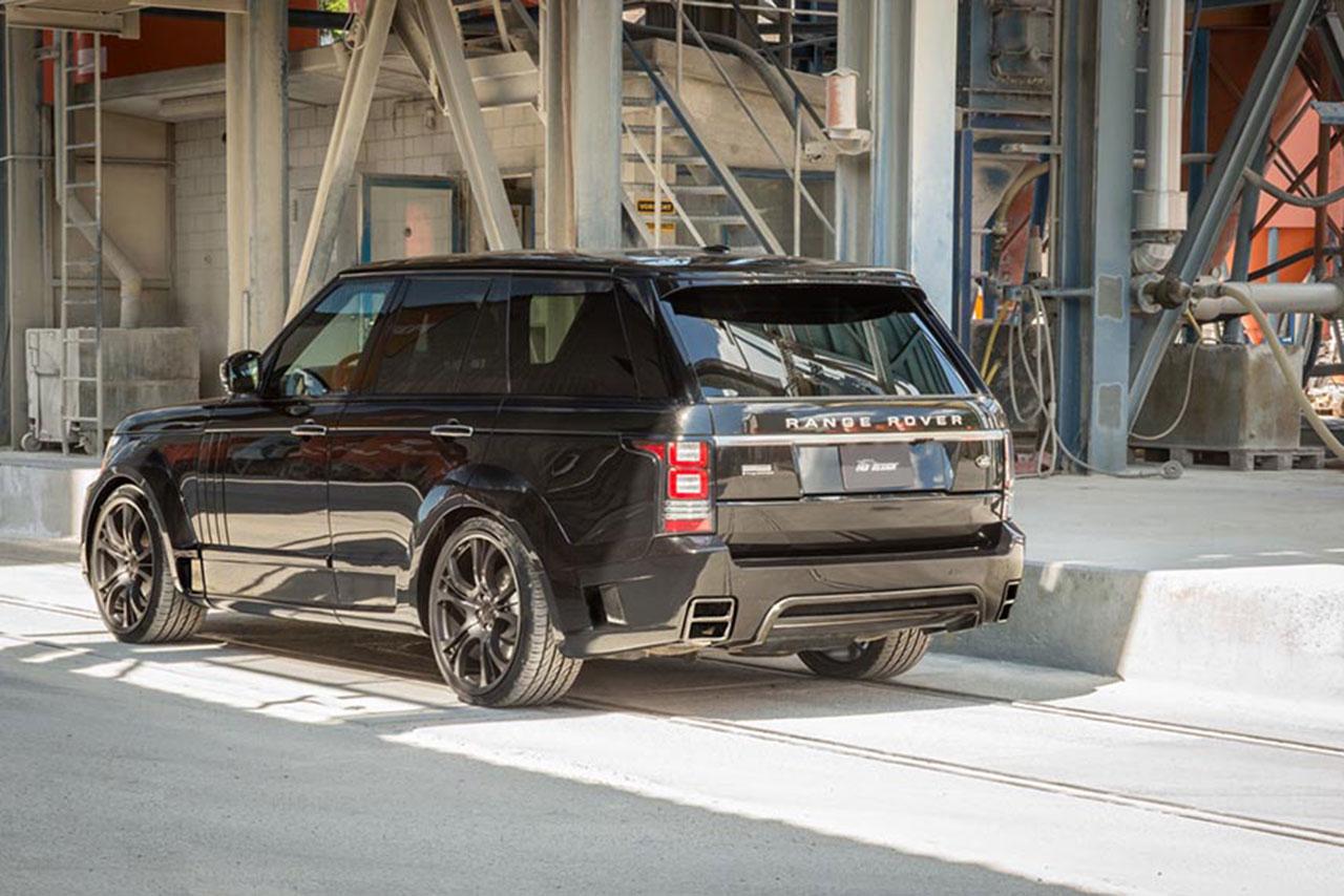 Range Rover Noreia