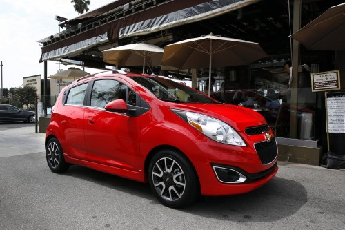 Chevy Spark Drive