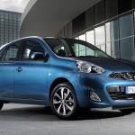 Nissan Micra, il restyling parte da 11.060 euro