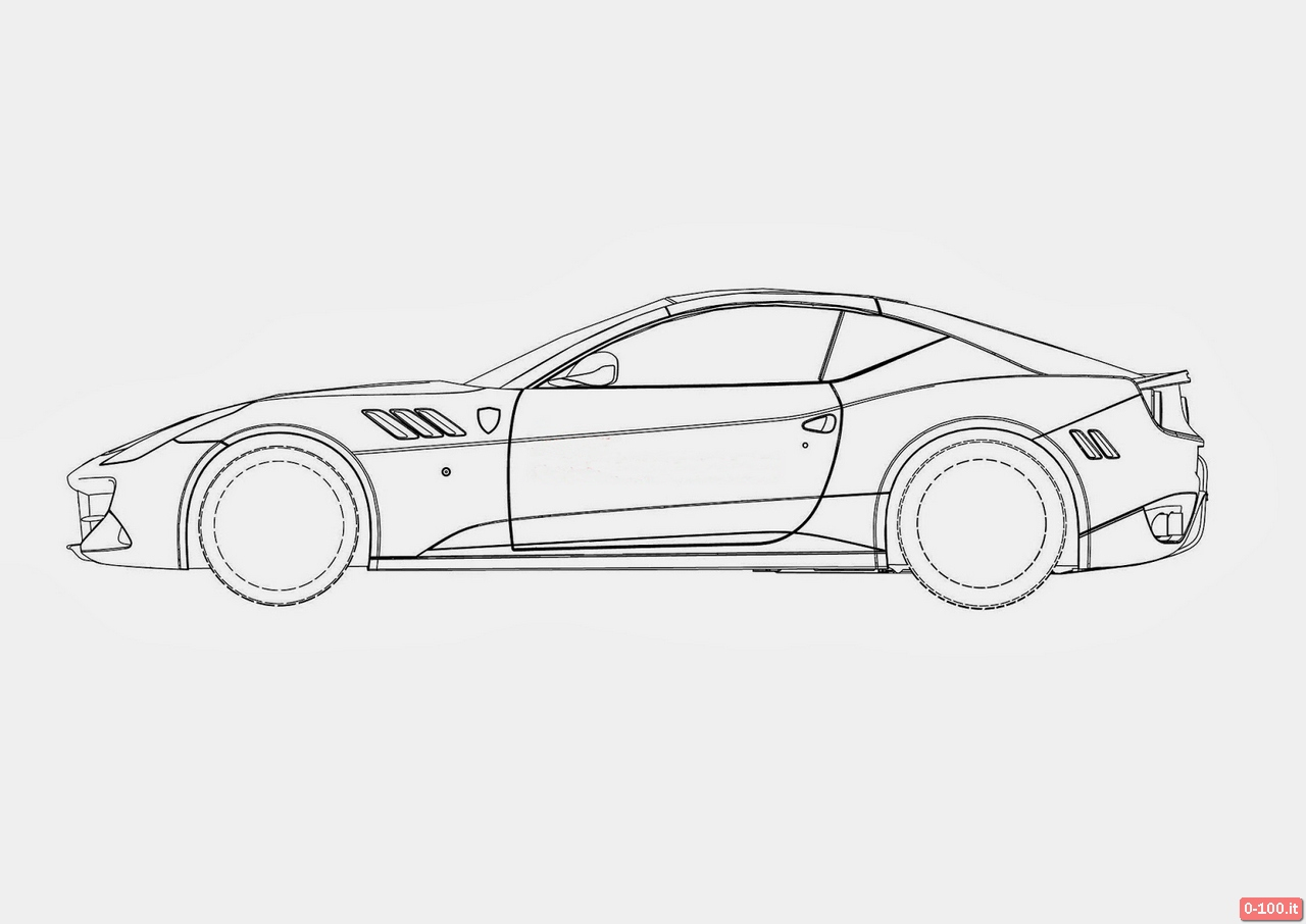 Audi R8 Gt Spyder Design Sketch 2 additionally Ford Mustang Logo moreover Gmc Front Suspension Diagram as well Ford Ka besides Ferrari Pictures To Print And Colour. on ford mustang concept