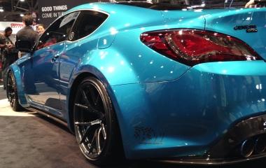 Hyundai Genesis JP Edition