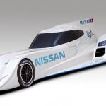 Nissan Zeod RC si prepara ala Le Mans