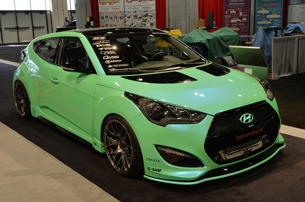 Veloster Turbo by Fox Marketing