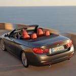 Bmw Serie 4, il Cabrio è di gran lusso