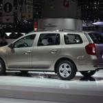 Dacia Logan MCV, la familiare low cost
