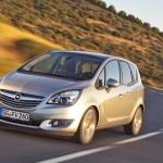 Opel Meriva, la compatta che stupisce